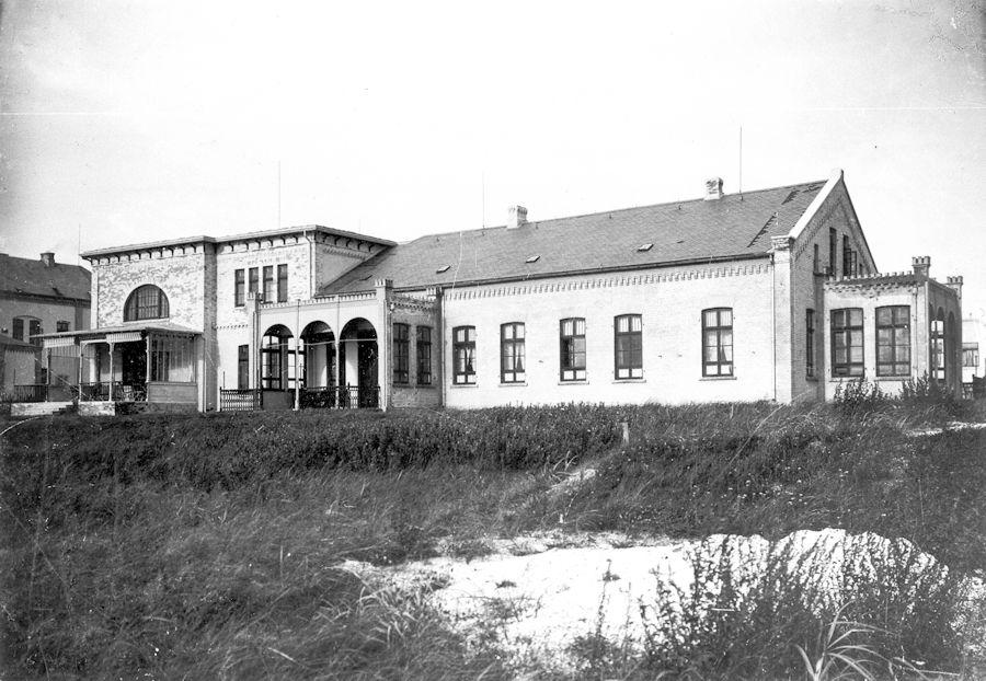 Insel stadt historisch haus meeresburg for Villa wedel